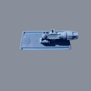 Fremfører til tunge velcromopper 25 cm