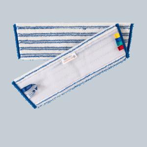 OEKO-TEX miljømærket universal microfibermoppe 40 cm