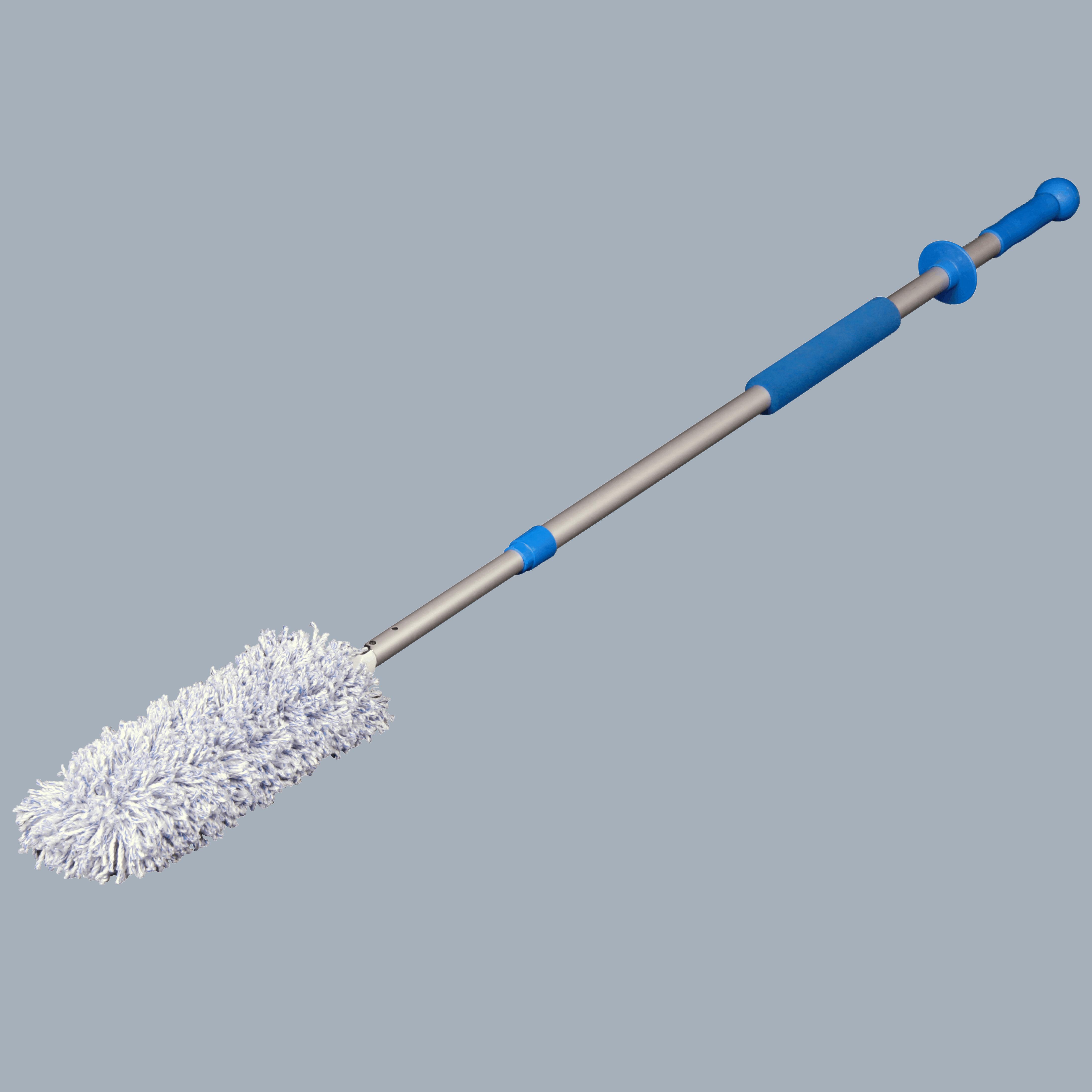 Microfiber duster inklusiv teleskopskaft