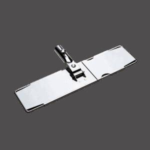 40 cm rustfri moppeholder til bredpresse