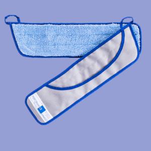 50 cm allround lommemoppe til single-system