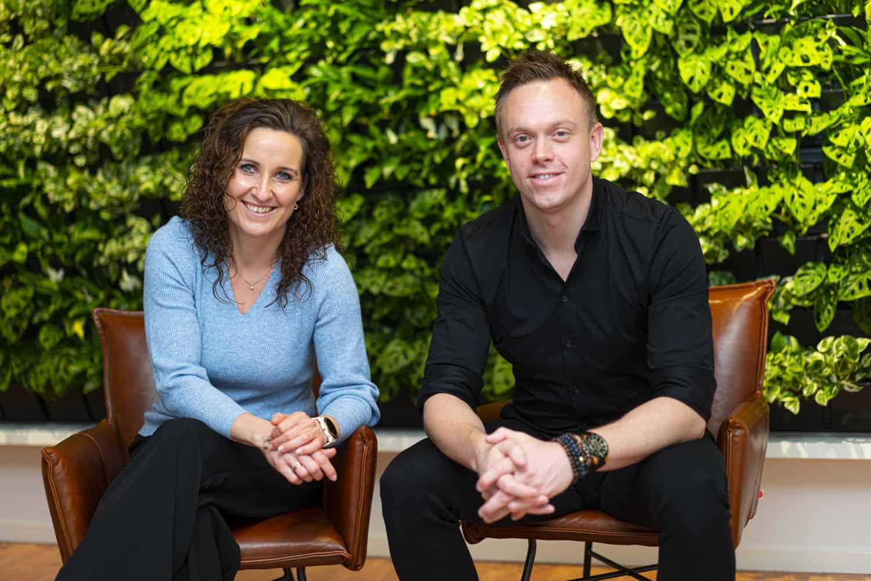 NMF udvider ejerkredsen, Anja Sørensen og Rune Sejten